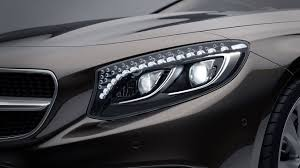 Mercedes Gle Led Intelligent Light System Mercedes Benz S Class Cabriolet Led Intelligent Light