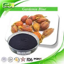 Azul Natural Colorante Azul De Gardenia Extracto Buy Product On