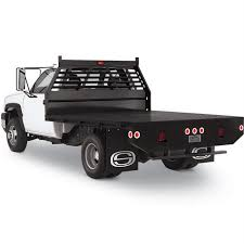 Omaha Standard Badger All-Purpose Truck Body - Flatbed Truck Bodies ...