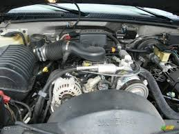 1999 Chevrolet Tahoe LS 5.7 Liter OHV 16-Valve V8 Engine Photo ...
