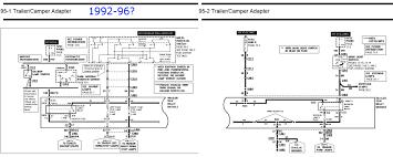 ford truck trailer wiring diagram chromatex wiring diagram ford f150 trailer lights truck at Ford Truck Trailer Wiring Diagram