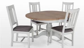 grey chairs for room table tables circle glass gray and round set small excellent circular extending