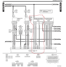 subaru harness wiring diagram diagram for a wrx full size image