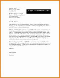 Cover Letter Teacher Assistant Cover Letter Elegant Sample