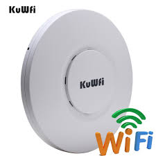 <b>Kuwfi 300Mbps</b> Indoor Ceiling Access Point <b>Wireless</b> AP <b>Router</b> ...