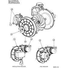 Icp model f9mxe0801716a1 furnace heater gas genuine parts