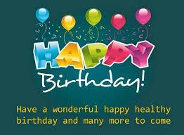 Birthday Quotes Impressive 48 Happy Birthday Quotes QuotesLogy