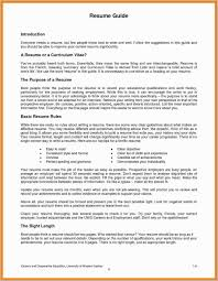 Resume Key Achievements Examples Free Download