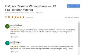 The Stylish Resume Writing Services Calgary Resume Format Web For