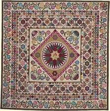 Patterns/Books - Kim McLean Patterns - Hyggeligt Fabrics & Mariner's Compass Medallion Kim McLean Adamdwight.com