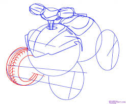 1024x848 how to draw a 18 wheeler