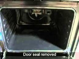 how to replace the door seal on an oven ariston creda hotpoint indesit you