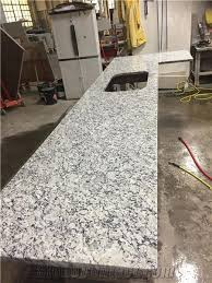 custom cut granite countertops white granite kitchen countertops