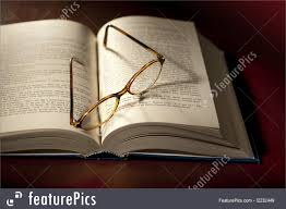 Set The Table Book Picture Of Book And Reading Glasses