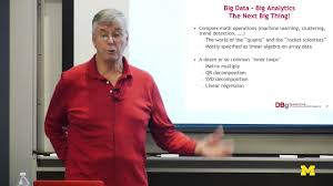 Michael Stonebraker Big Data Is At Least Four Different Problems