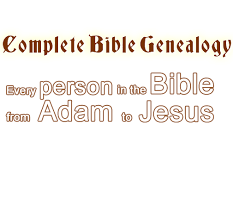 Complete Bible Genealogy Jesus Family Tree Kings Of