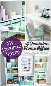 home office archives. My Favorite Space: Fabulously Feminine Home Office Archives