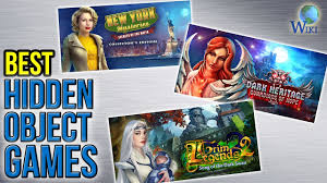 Here are a few notable examples. 10 Best Hidden Object Games 2017 Youtube