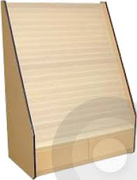 Wooden Greeting Card Display Stand 100 Tier Greeting Card Display Unit with Drawers 38
