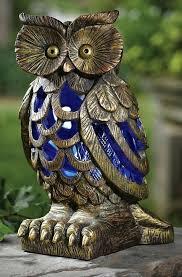 owl statues for garden solar garden owl bug and mosquito zapper patio lawn garden concrete owl statues for garden owl garden decor