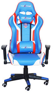 Us 136 0 15 Off Red Blue White Office Chairs Gaming Chair Racing Seats In Office Chairs From Furniture On Aliexpress