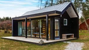 modern tiny house plans. scandinavian modern tiny house | absolutely small design plans t