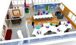 Creative office layout Workstations Modern Office Layout Creative Office Design Mediacionconsumoco Office Layout Mediacionconsumoco