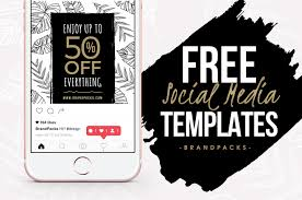 Social Media Design Templates Free Social Media Templates And Mockups For Photoshop Filtergrade