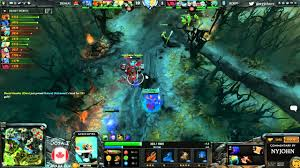 denial esports vs root gaming dota 2 canada cup game 2 youtube