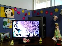 ... Pleasing Cubicle Decorating Ideas Change Your Usual Cubic Room In Office  Cubicle Decoration Ideas ...