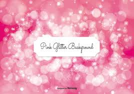 pink glitter background ilration free vector art stock graphics images