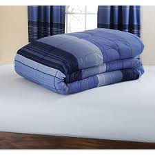 mainstays ombre bed in a bag bedding set with decorative pillow com