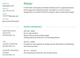 My Cv Template For Mac Pages Learn With Peter