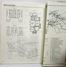 1987 toyota supra electrical wiring diagram manual us
