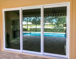 Pgt Sliding Glass Door Size Chart Pgt Wingaurd Sliding Glass Doors Installed By Mullets