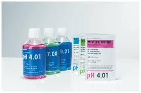 Mettler Toledo Buffer Solutions Standard Ph Electrodes And