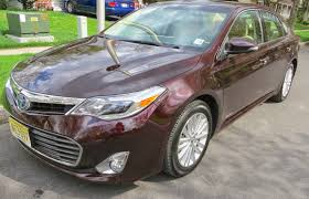 Ask Away...: 5 Reasons You'll LOVE the 2014 Toyota Avalon Hybrid ...