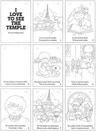 Small Picture temple coloring page LDS Lesson Ideas