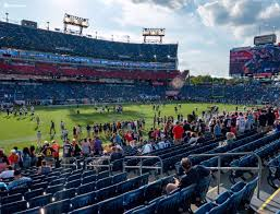 Titans Stadium Seating Chart Nissan Stadium Section 116 Seat Views Seatgeek
