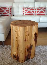 Tree Stump Seats Home Design Tree Stump Seat Table Stool S M L Available