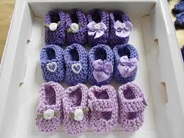 Lavender Baby Shower Decorations Best Seller Girl Baby Shower Decorations 4 Pairs Hand Knit