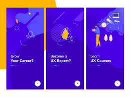 Onboarding Ux Design Onboarding Illustrations Ux Dhipumathew Medium