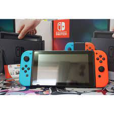 Combo Nintendo switch v2 mới 100%