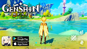 GENSHIN IMPACT (miHoYo) - OPEN WORLD BETA GAMEPLAY (ANDROID/IOS) - YouTube