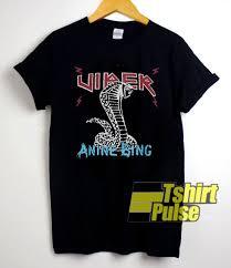 Anine Bing Size Chart Virer Serpent Anine Bing T Shirt For Men And Women Tshirt