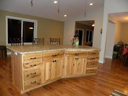 Denver Hickory Kitchen Cabinets Kitchen Cabinets Rustic Hickory Quicuacom