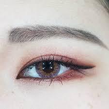 korea eyes make up ulzzang dyeo e