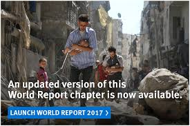 world report human rights watch