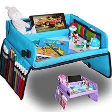 Kids Travel Tray, Car Seat Tray for Toddler + Free Bag ... - Amazon.com