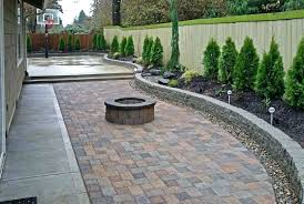 paver patio ideas concrete patio large size of outdoor stones and block ideas paver patio with